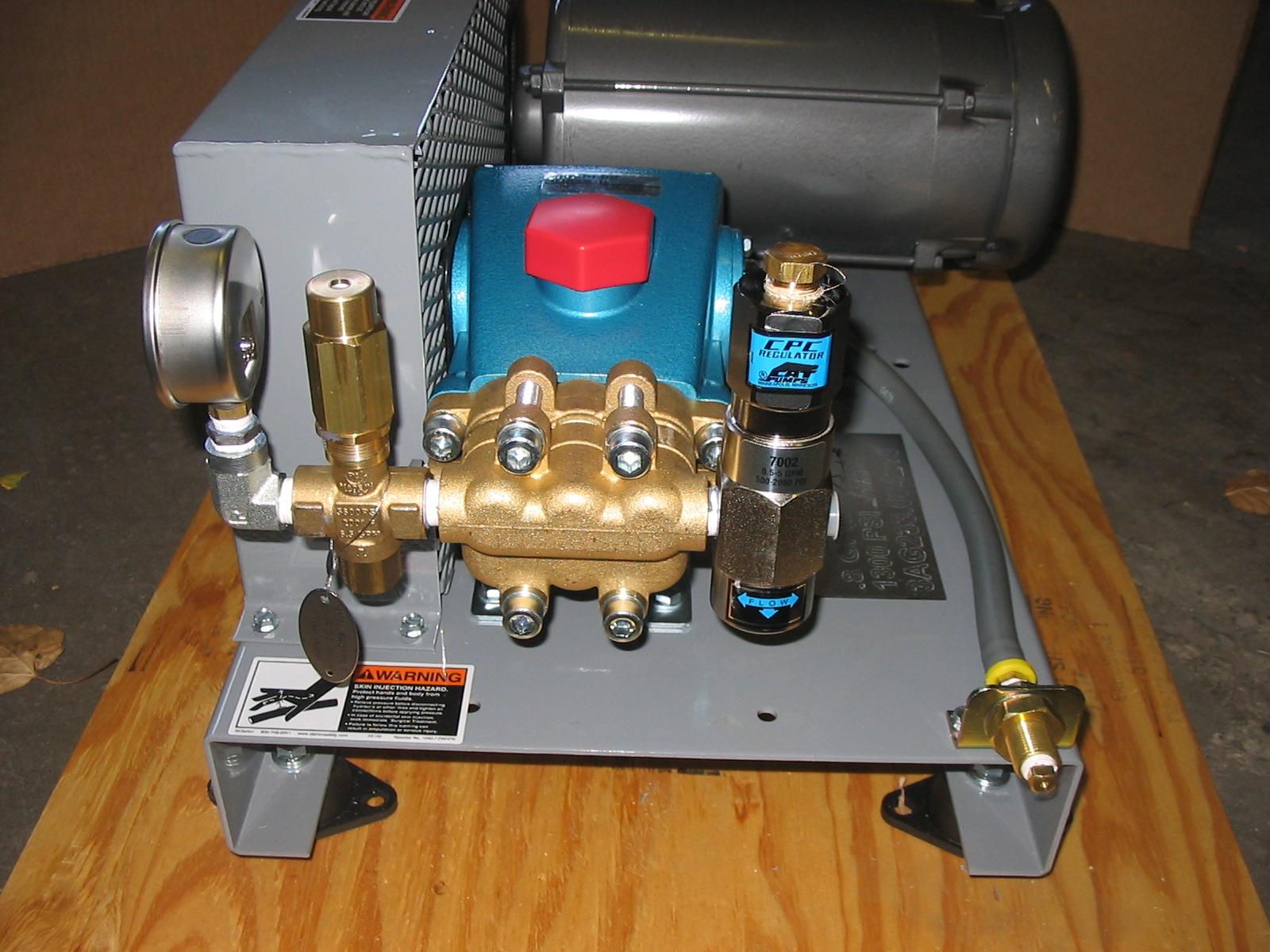Custom Pumping Washing Systems Lynco Products Inc